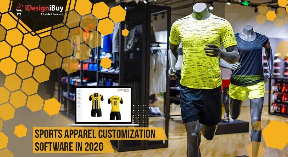 Hit the sports market with Sports Apparel Customization Software in 2020