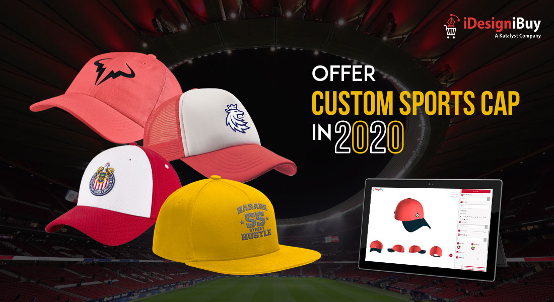 How can you Offer Custom Sports Cap and Hats during this NBA season?
