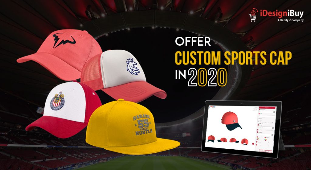 How can you Offer Custom Sports Cap and Hats during this NBA season