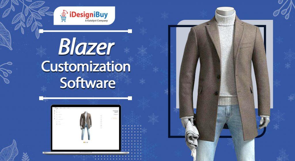 Offer Customized Blazers this Winter using Blazer Customization Software
