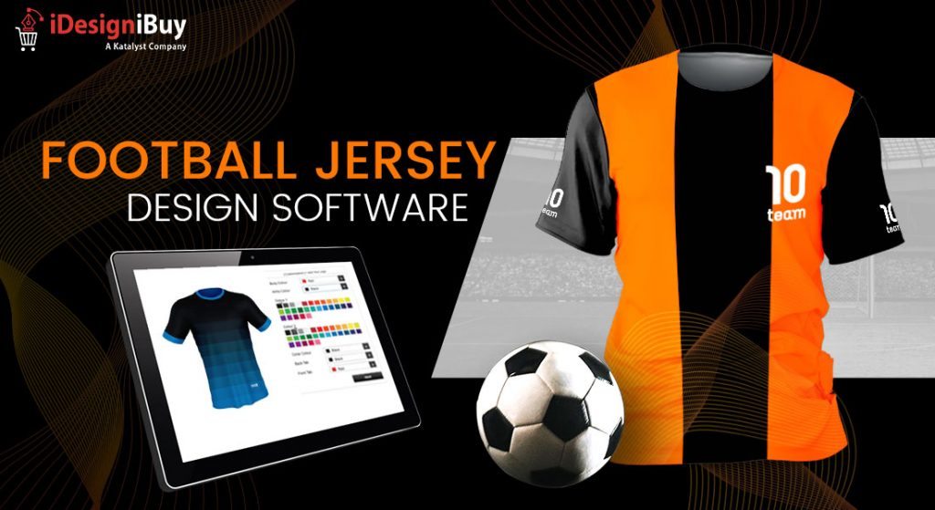 Football Jersey Design Software - Be Ready for NFL-Olympics Season