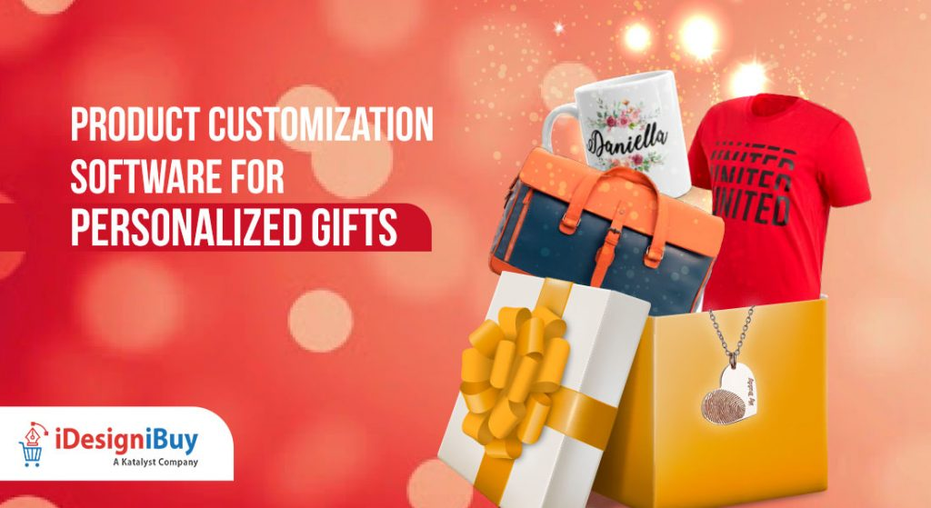 Offer Personalized Gifts with Product Customization Software