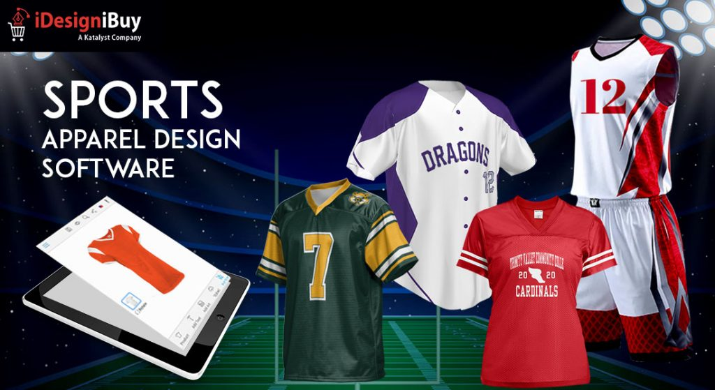Sports Apparel Design Software Redefining the Sports Industry