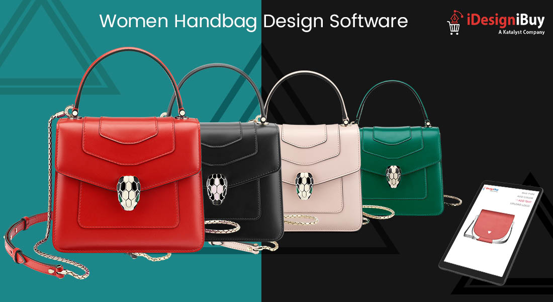 Stand Tall in Competition with Online Women Handbag Design Software