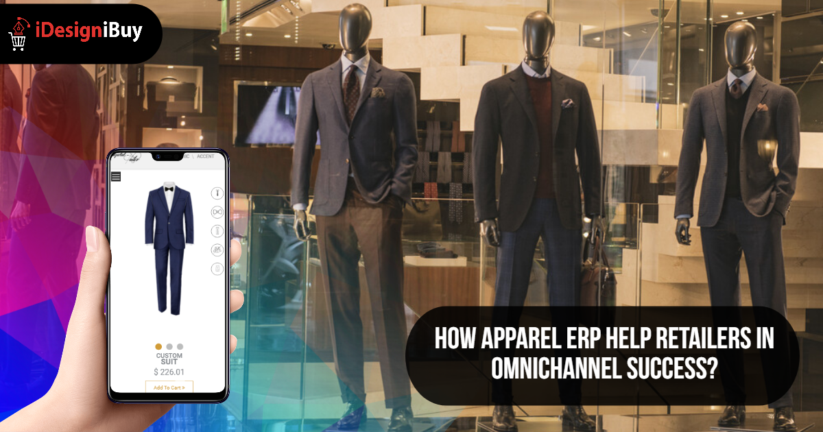 How Apparel ERP help Retailers in Omnichannel Success?