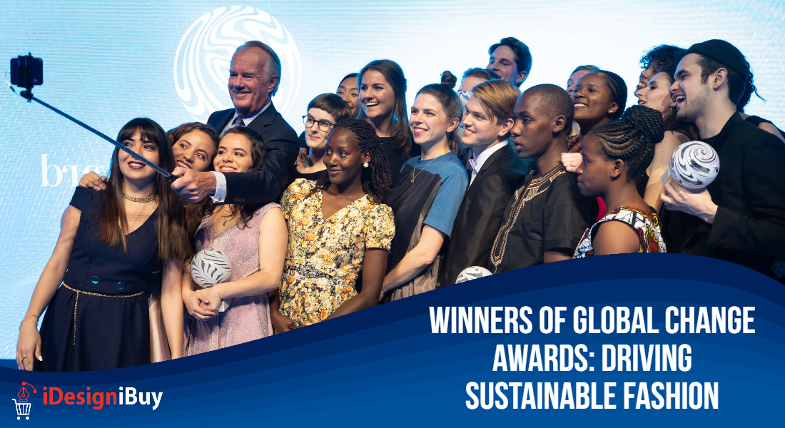 Winners of Global Change Awards: Driving Sustainable Fashion
