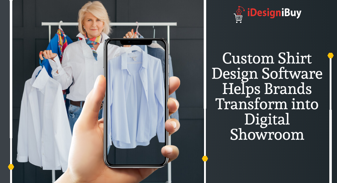 Custom Shirt Design Software Helps Brands Transform into Digital Showroom