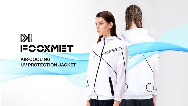 FooxMet Air Declared Launch Of Cooling Jacket With UV Protection