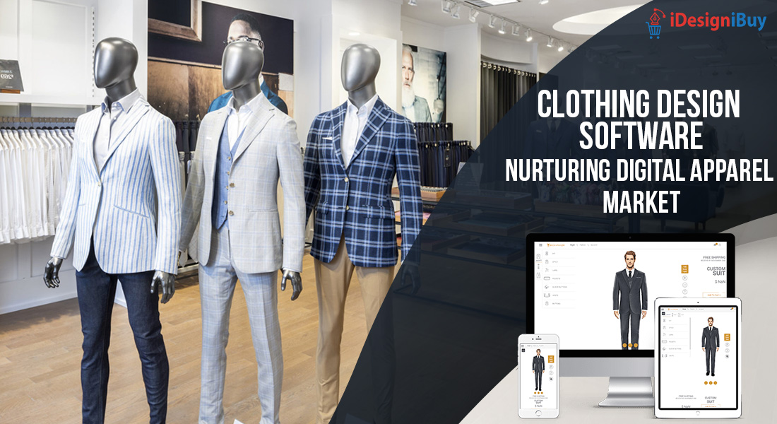 lothing Design Software Nurturing Digital Apparel Market