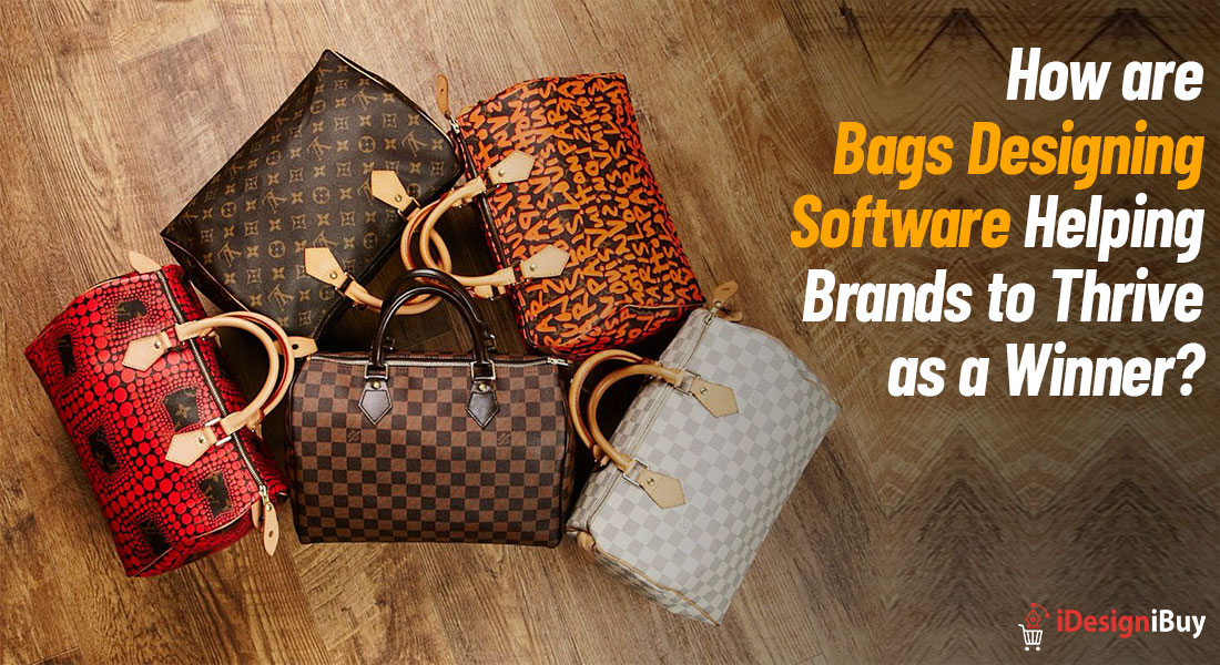 How are Bags Designing Software Helping Brands to Thrive as a Winner?