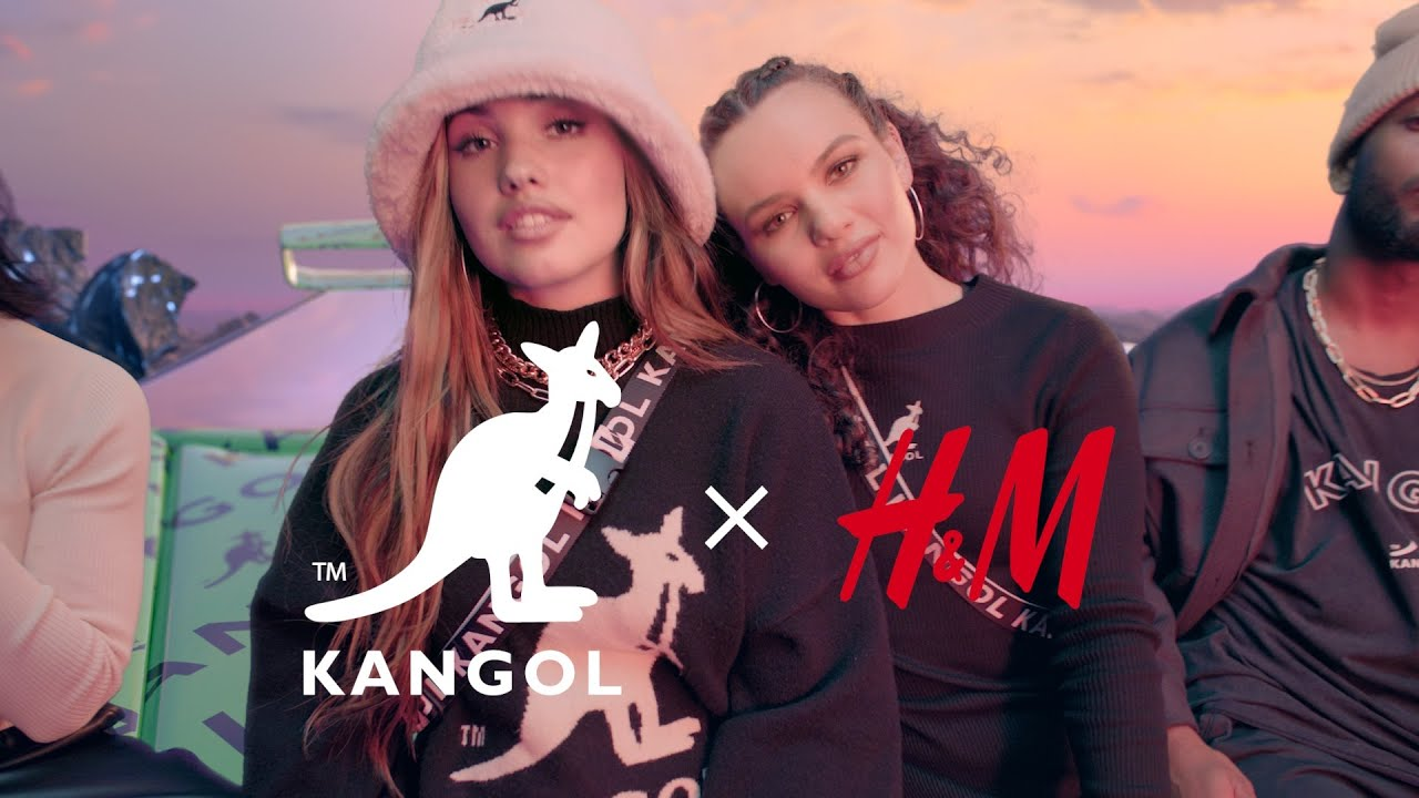 H&M Announces Collaborative New Collection With Kangol