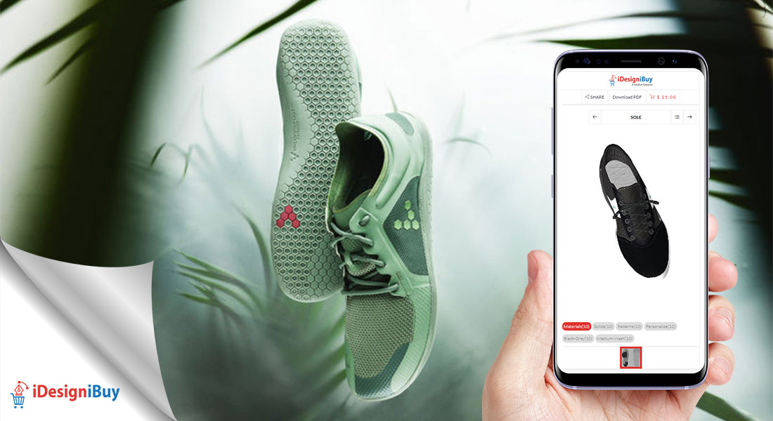 Shoe Design Software: A Solution to Decrease Carbon Footprint