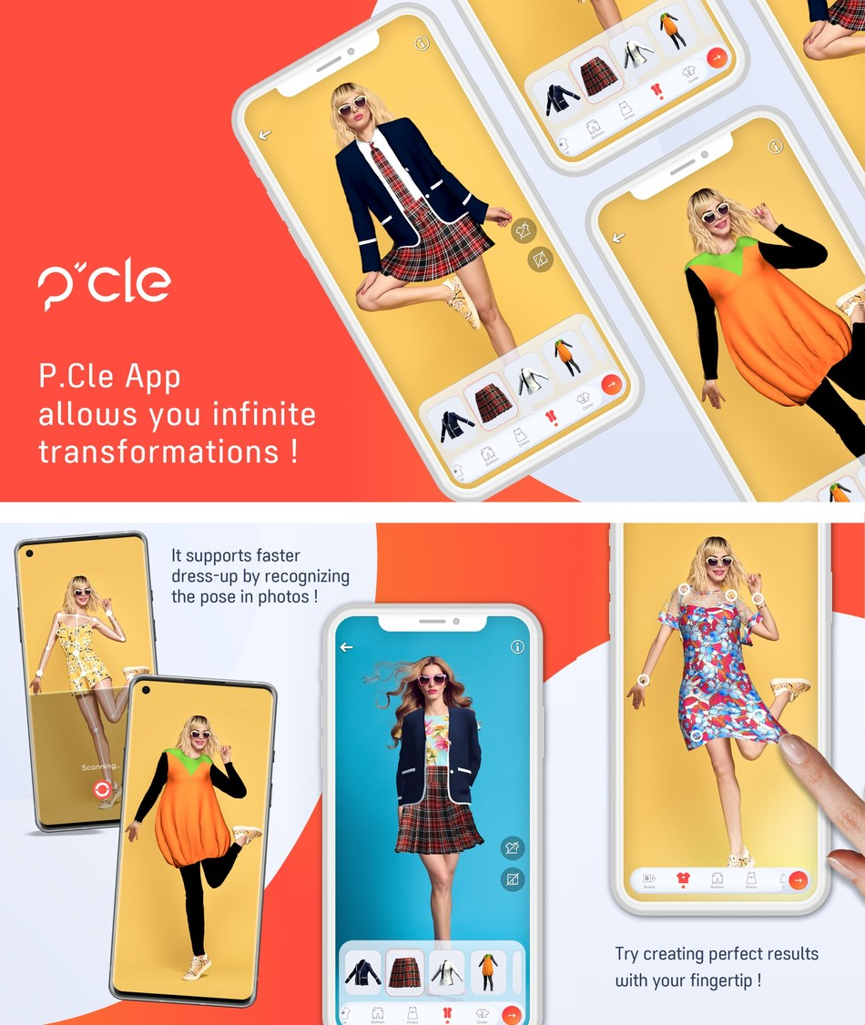Pocket Memory, VR Content specialist Brings in Virtual Fashion Lifestyle Mobile App
