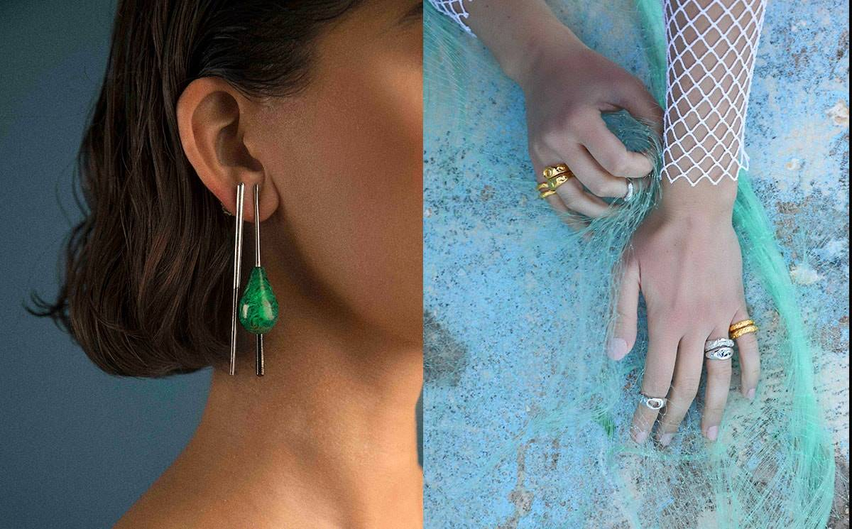 Career Q&A: Sustainable British-Lebanese jewellery designer, Alexandra Hakim