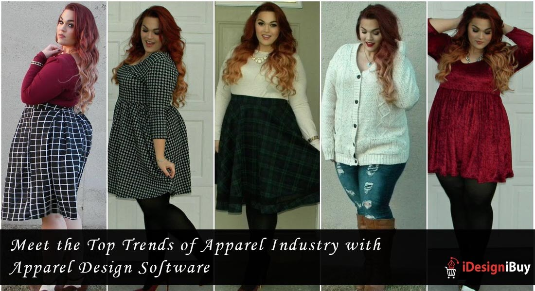 Meet the Top Trends of Apparel Industry with Apparel Design Software