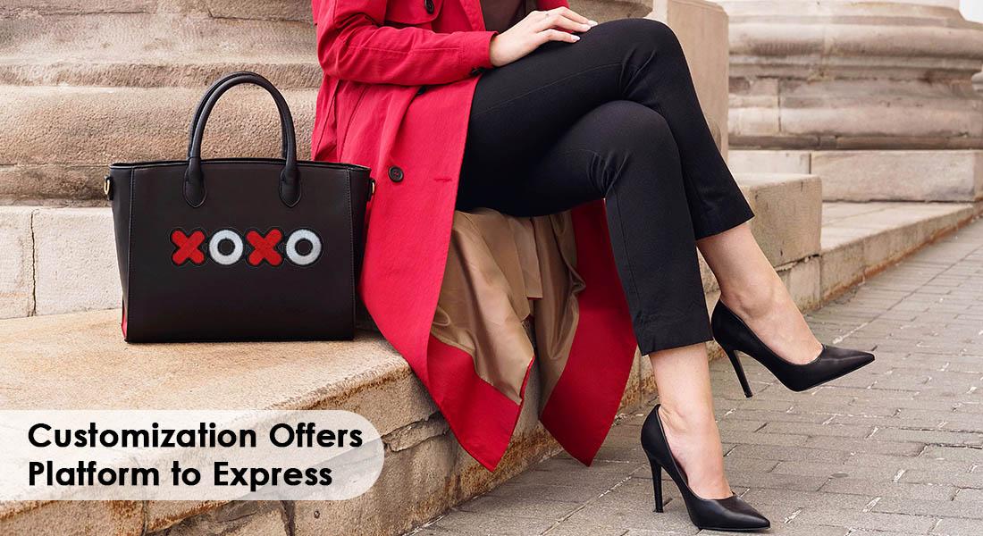 Customization Offers platform to express