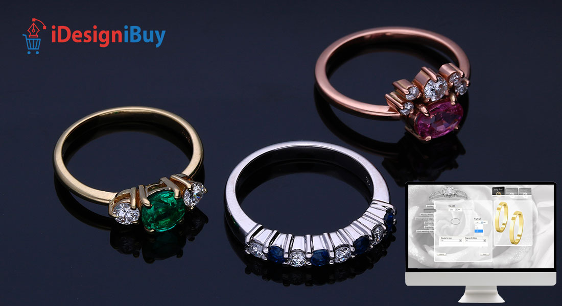 3D Jewelry Design Software Giving Breakthrough to Luxury Brands