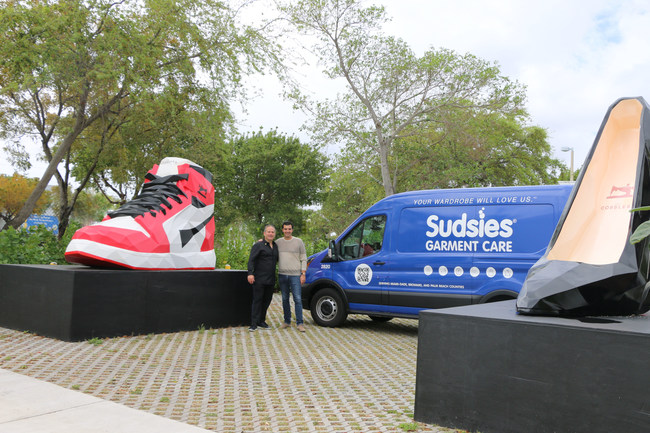 The Cobblers and Sudsies Announce Transformative Partnership