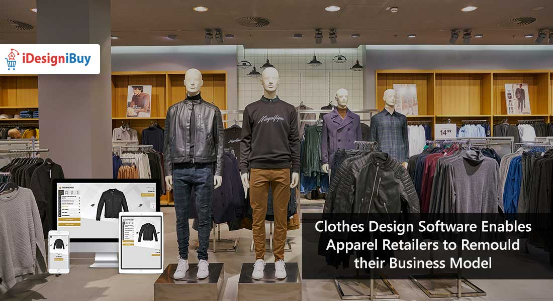 Clothes Design Software Enables Apparel Retailers to Remould their Business Model