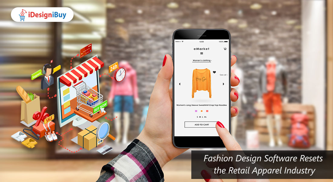 Fashion Design Software Resets the Retail Apparel Industry