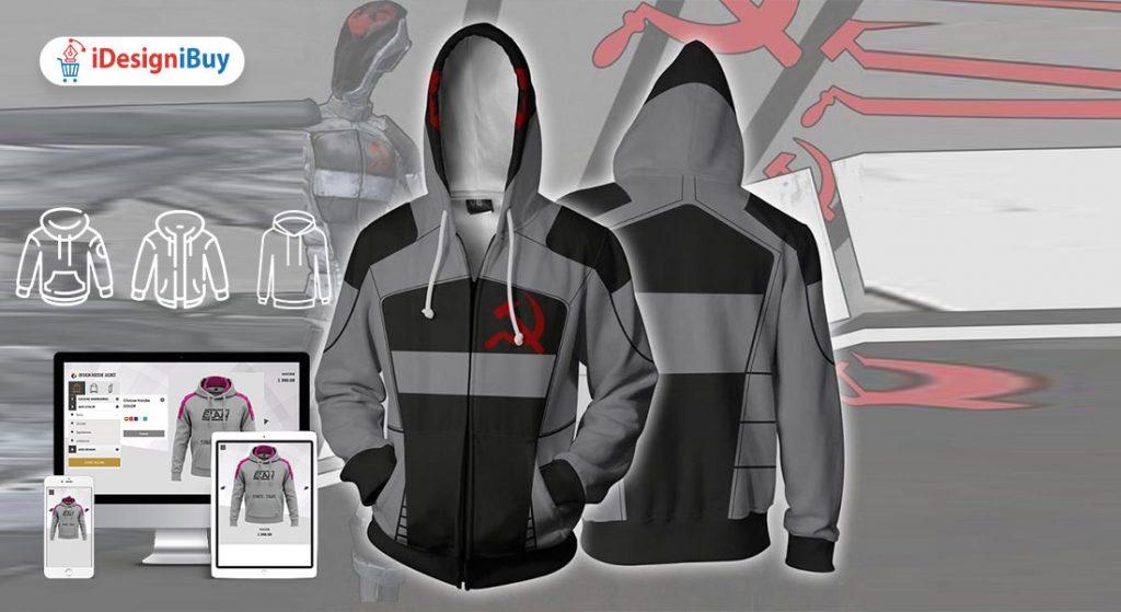 Custom Design Hoodies