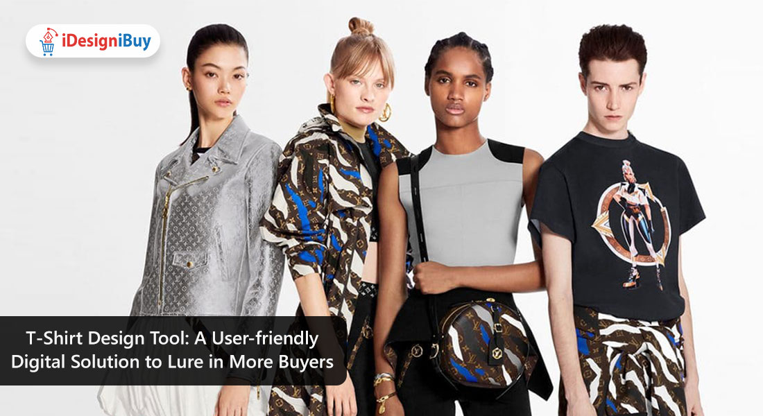 T-Shirt Design Tool: A User-friendly Digital Solution to Lure in More Buyers